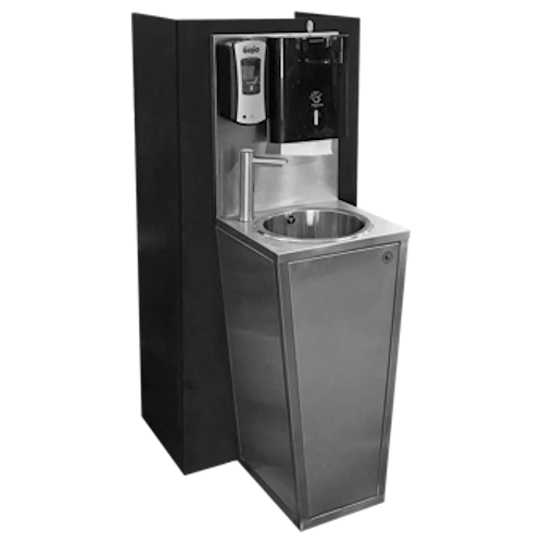 hygiejne-station Mobil Mini